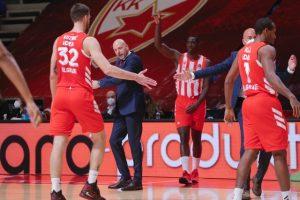 Звезда пропушти +13, Реал со победа во Белград