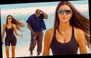 Ким Кардашијан ја боли уво, среде пандемија прави собири на приватен остров