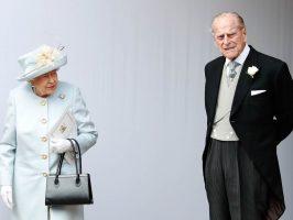 Кралицата Елизабета го мавала принцот Филип со тениски рекет