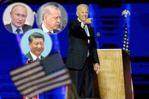Лидерите на суперсилите не му ја честитаа победата на Бајден, молк кај Путин, Си Ѓипинг и Ердоган