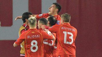 Македонија е 65 на ФИФА листата