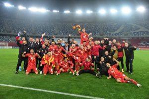 Македонија се пласира на Европското првенство 2021 година