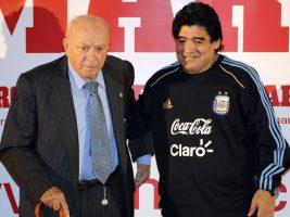 Марадона му се восхитувал на само еден фудбалер