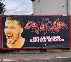 Мајами со билборди го задржаа Драгиќ во тимот