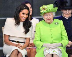 Меган ја наљути кралицата Елизабета затоа што гласаше