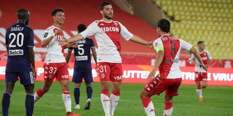 """Монако ги """"збудале"""" Бордо – три гола за три минути!"""