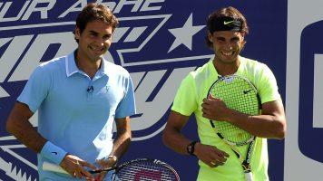 Надал: Федерер е еден од најголемите во историјата на спортот