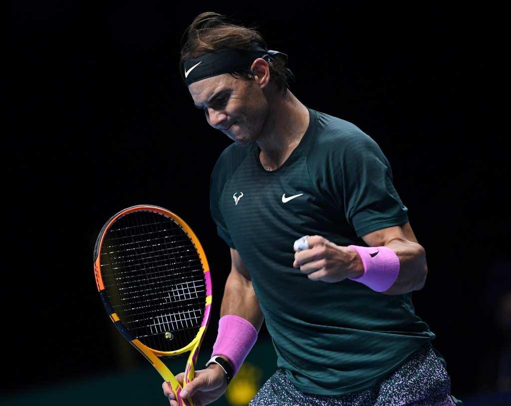 """Надал го """"скрши"""" шампионот, во полуфинале оди на Медведев"""