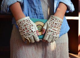 Направете сами ракавици во стилот на Шанел
