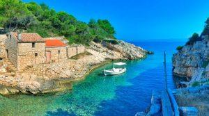 На островот Ластово во Хрватска нема ниту еден заболен од корона од почетокот на пандемијата
