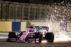 Нова незгода во Бахреин се преврте болидот на Ленс Строл