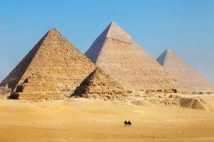 Новото откритие дава одговор како се граделе пирамидите