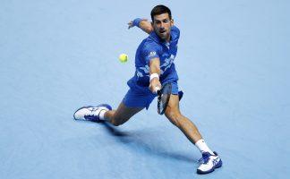 Нов тениски рекорд за Ѓоковиќ – го збриша Шварцман на стартот во Лондон