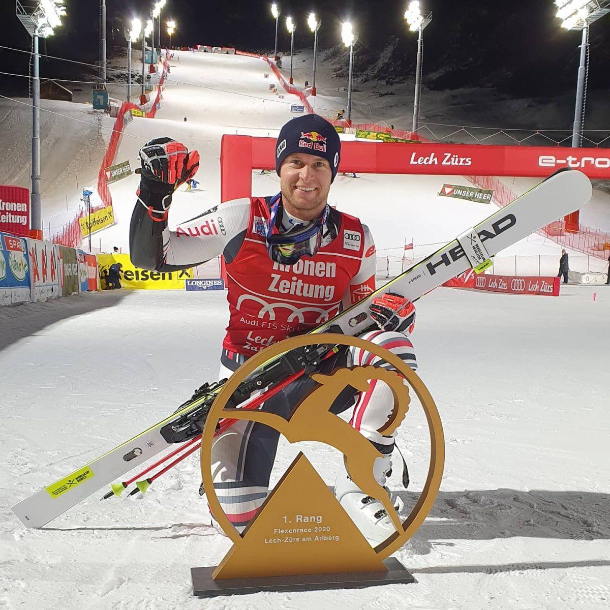 Пинтуро прв скијач со победи во шест различни дисциплини!