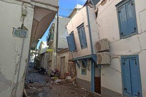Повторно силен земјотрес го затресе грчкиот остров Самос