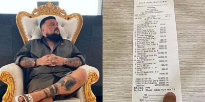 Познат диџеј се утепал од пиење и јадење па сега плаче по Инстаграм за сметката од 200.000 фунти