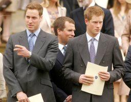 Полусестрата на Вилијам и Хари ќе добие титула