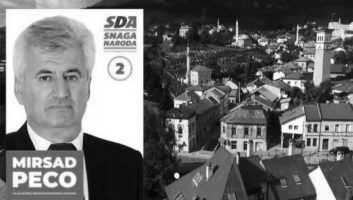 Починат кандидат победи на изборите во Босна