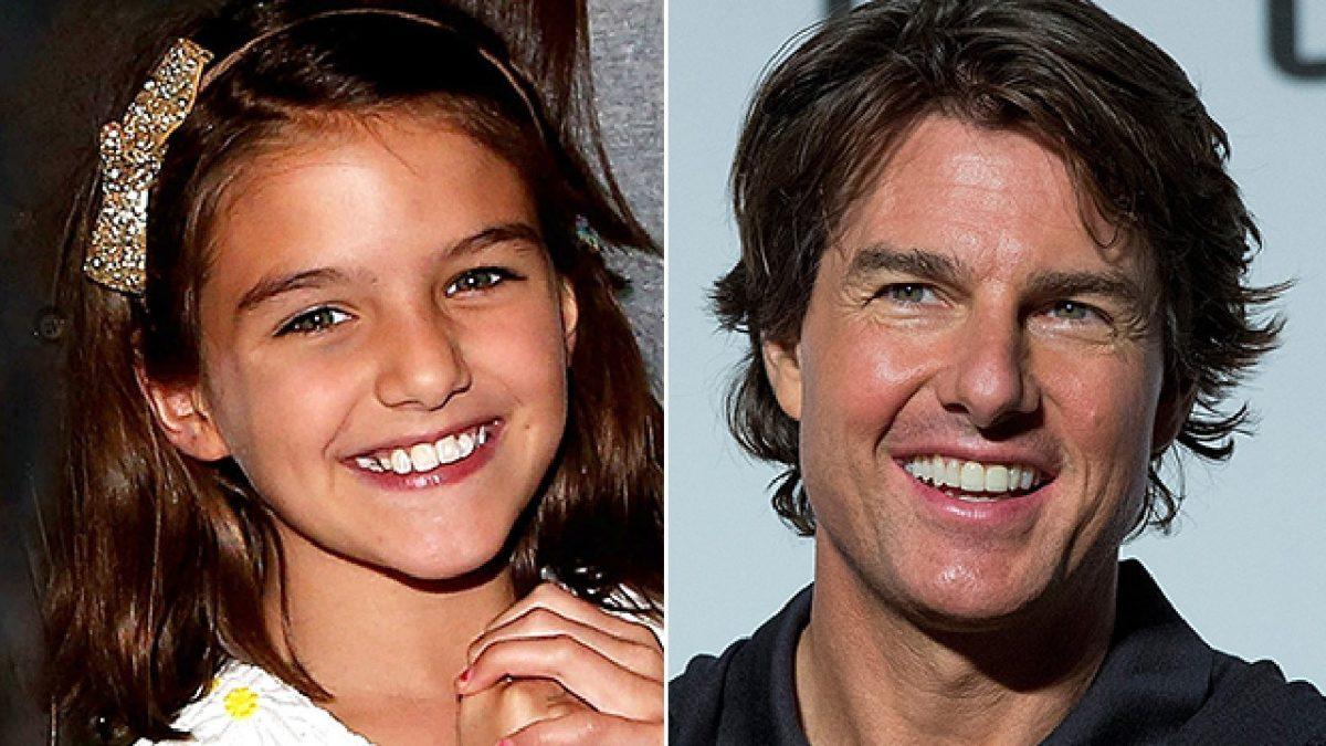 По 8 години, Том Круз сака да ја види својата ќерка