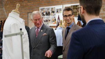 Принцот Чарлс дизајнираше модна линија: Скапа облека за најбогатите