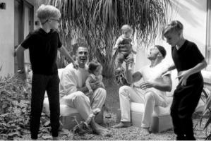 Рики Мартин им објаснил на децата зошто има двајца татковци