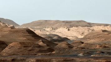 Роверот Curiosity пронајде докази за голема поплава на Марс