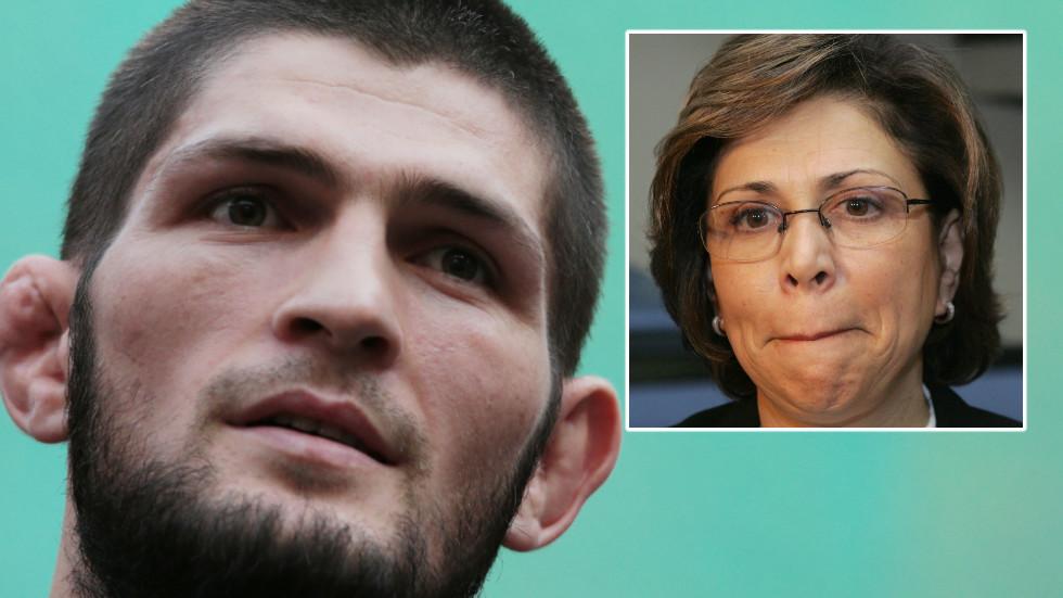 Роднина: Хабиб не заслужува да биде прогласен за Херој на Русија