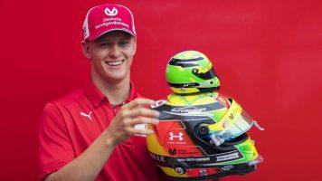 Синот на Михаел Шумахер ќе се трка во Формула 1
