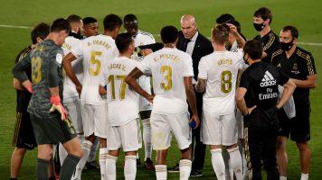 Следните 30 дена ќе бидат клучни за Реал Мадрид и Зидан