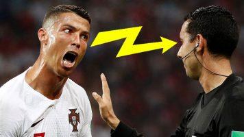 ТОП најлоши одлуки на фудбалските судии