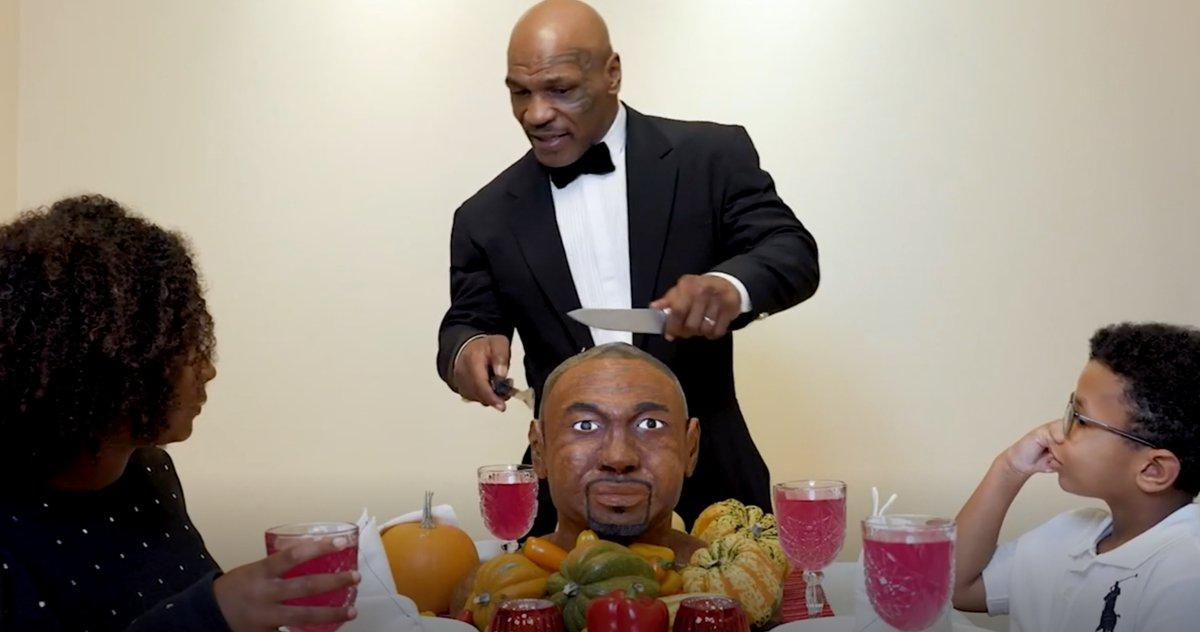 """Тајсон му ја изеде """"главата"""" на Џонс"""