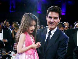 Том Курз ќе биде со ќерка му Сури за Божиќ