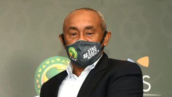 ФИФА го суспендираше претседателот на КАФ