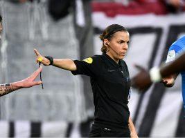 Фрапар ќе биде првата судијка на меч од Лигата на шампионите