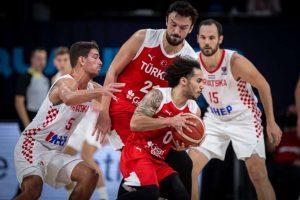 """Хрватска ја """"уништи"""" Турција, Летонија со шок за Грција"""