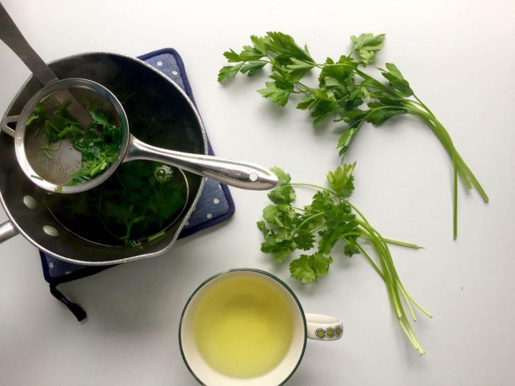 Чај од магдонос за понизок холестерол