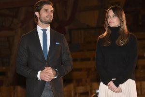 Шведскиот принц и принцеза заразени со корона