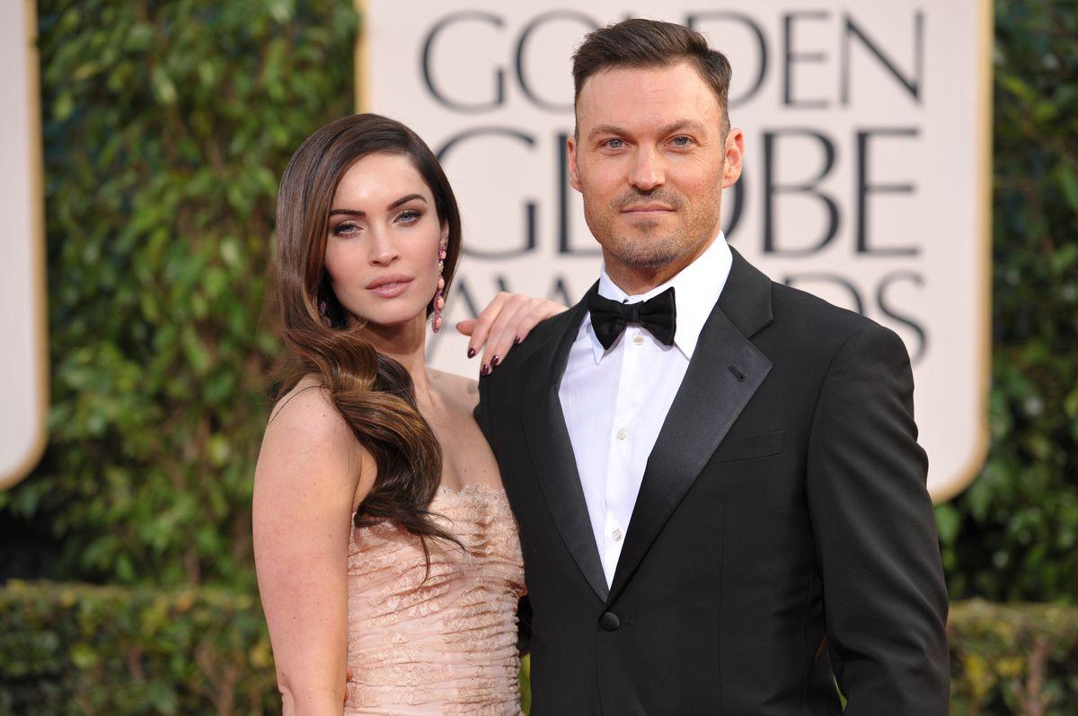 Шест месеци по разделбата, Меган Фокс поднесе документи за развод од Брајан Остин Грин