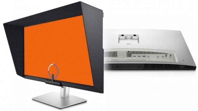 Dell 4K LCD монитор има осветлување со 2000 mini-LED светла