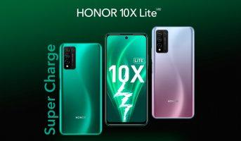 Honor 10X Lite претставен со Kirin 710 чип и 5000mAh батерија
