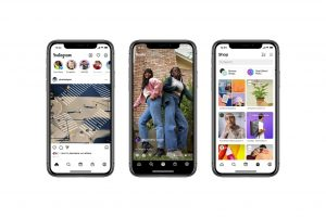 Instagram го редизајнира почетниот екран со Reels и Shop табови