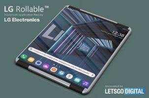 LG телефонот со екран што се превиткува ќе се вика LG Rollable