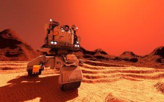 NASA со нуклаерни ракети ќе ја освојува Црвената планета (ВИДЕО)