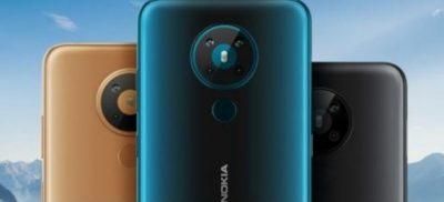 Nokia 5.4 ќе пристигне со punch-hole дисплеј