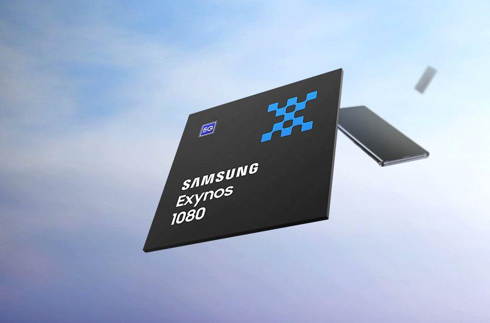 Samsung го претстави Exynos 1080 чипсетот