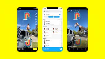 Snapchat го лансираше ривалот на TikTok – Spotlight (ВИДЕО)