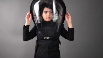 Tехнологијата во борба против короната: Маска од 360 долари (ВИДЕО)