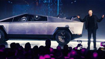 Tesla Cybertruck добива нов дизајн за месец до два