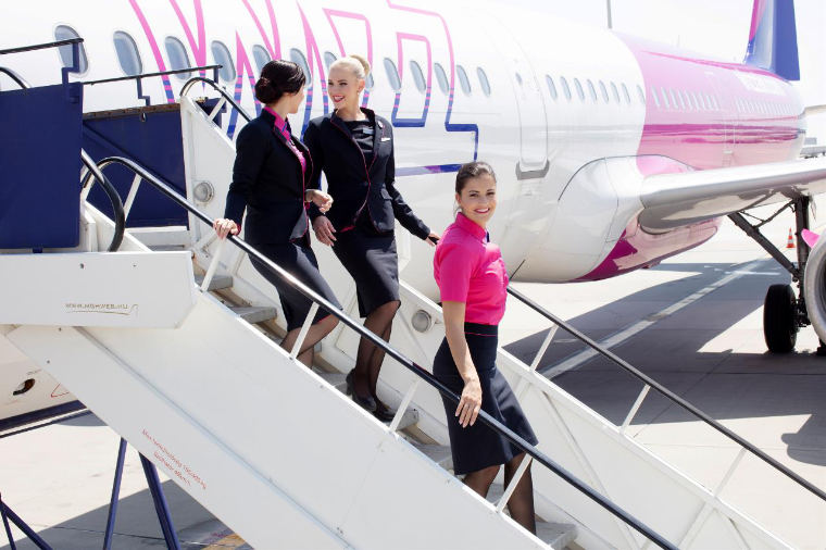 Wizz Air најавува специјални летови од Скопје за Европското Фудбалско Првенство 2020