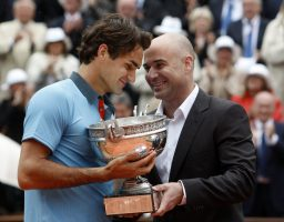Агаси: Среќа што не морав многу да играм против Федерер, Надал и Ѓоковиќ!